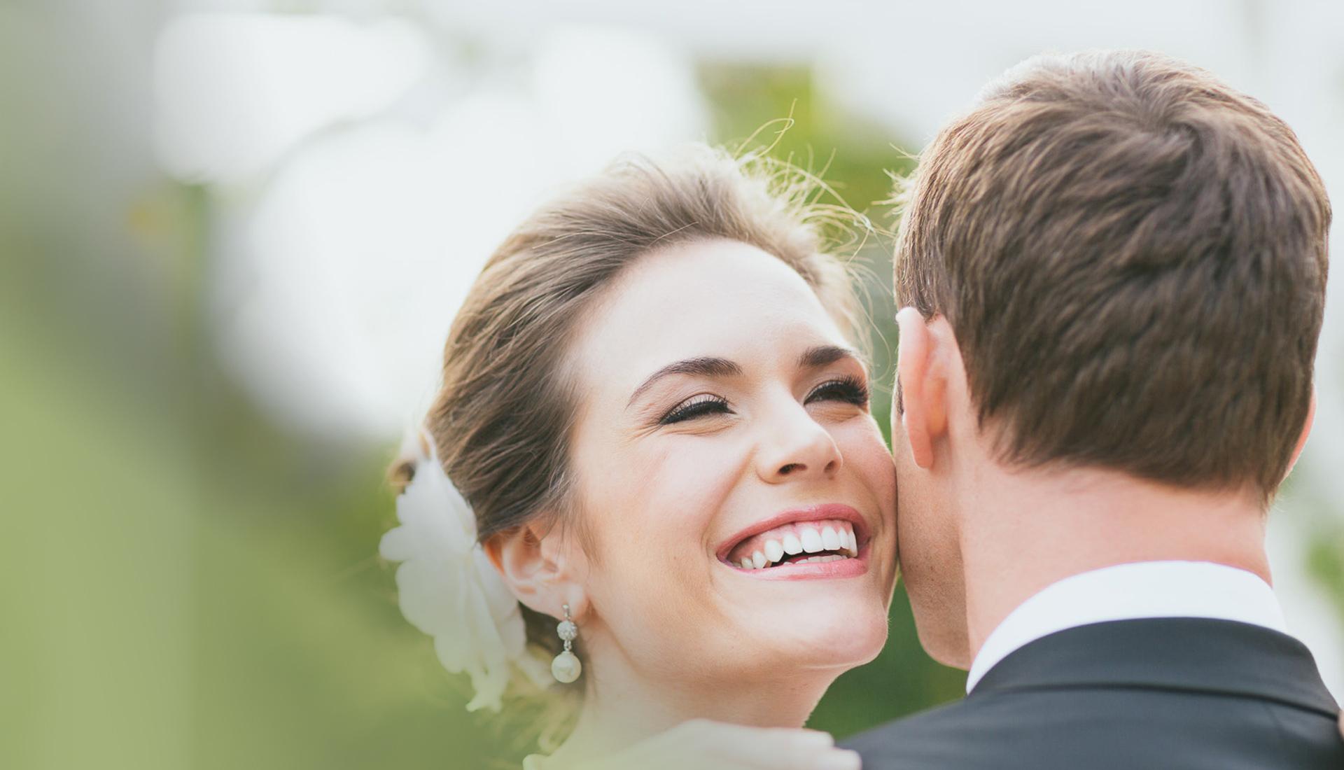 Vuoi un sorriso perfetto il giorno del tuo matrimonio?